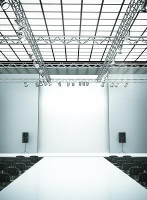 Fashion Show Runway Stage Design